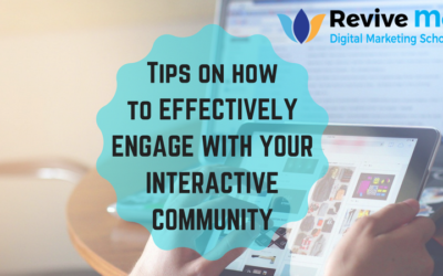 4 Tips on How to Effectively Engage with Your Interactive Community from Social Media to Website