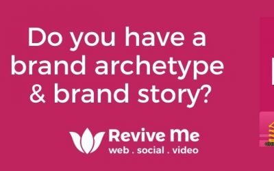 What is your brand archetype and brand story?